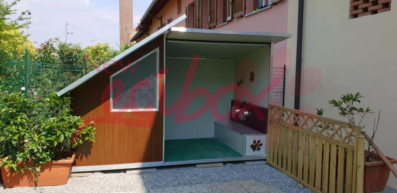 Come Costruire Una Cuccia Coibentata new egibox - box, recinti, cucce, casse parto e strutture
